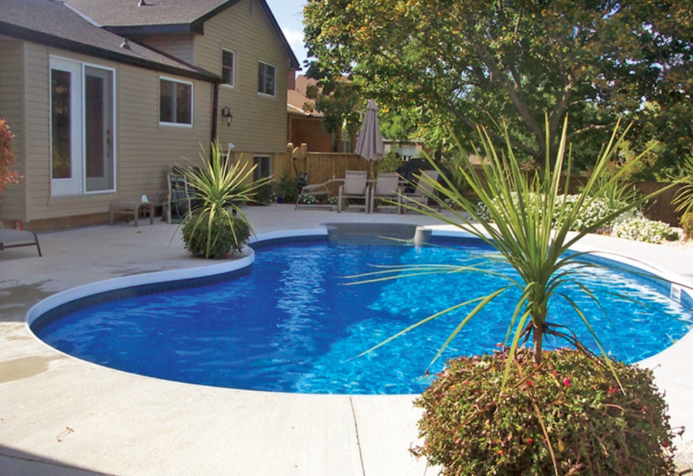 Pool installation london ontario atlantis pools for Pool design london ontario